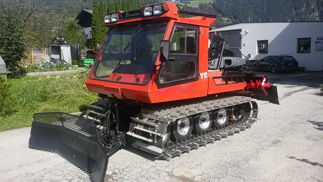 seilbahn.cc - Prinoth t2 Pick up