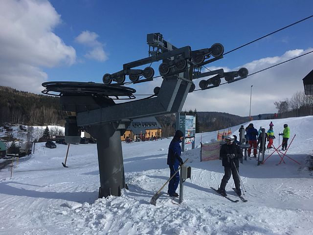 seilbahn.cc - Tbar Lift MARKID TCS2 for sale